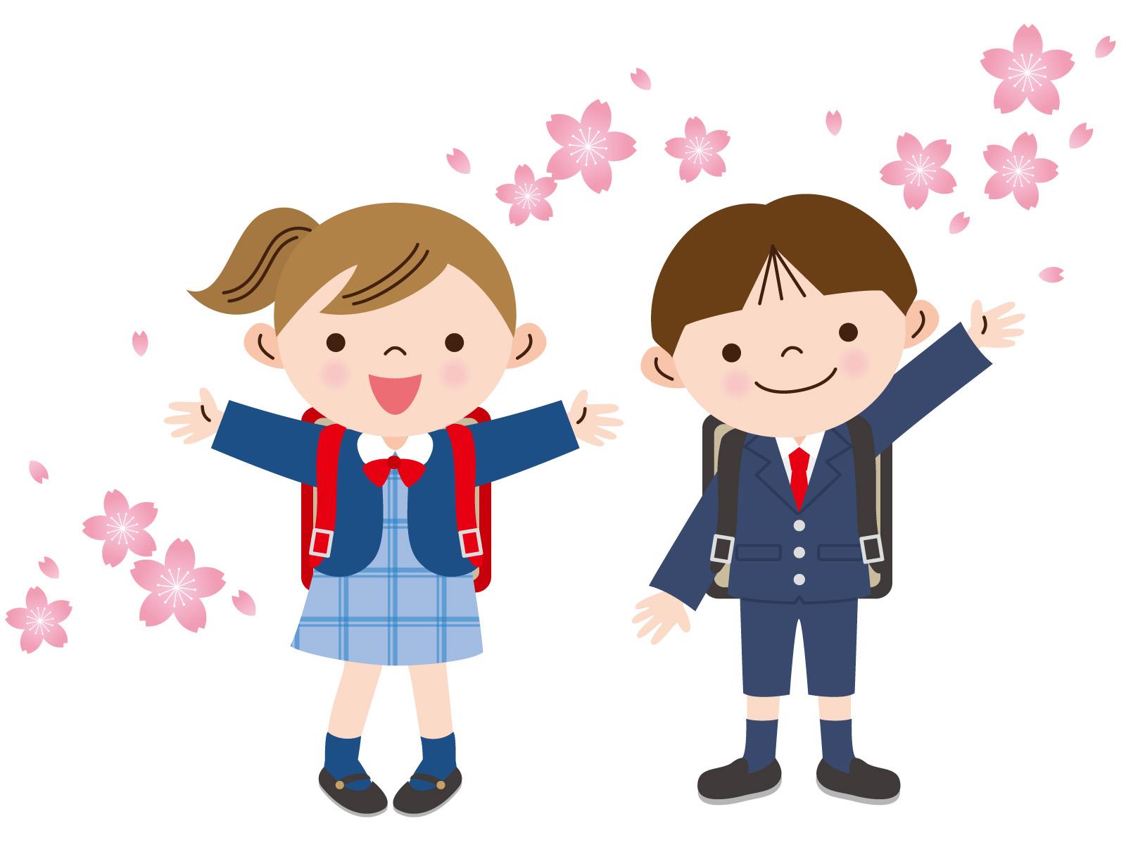 入学式の服装